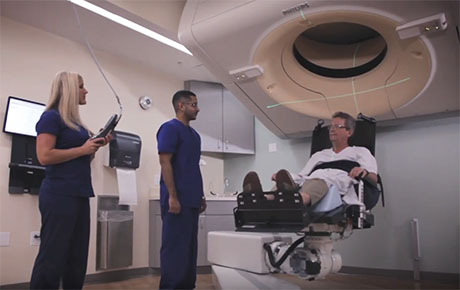 Northwestern Medicine Chicago Proton Center virtual tour