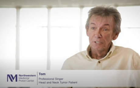 Chicago Proton Center Tom Garrett Patient Story